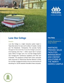 Image for Lone Star College