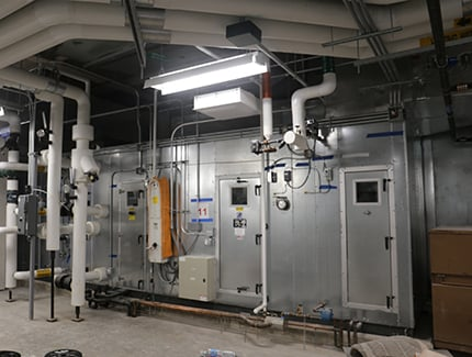 Image of AHU Refurbishment
