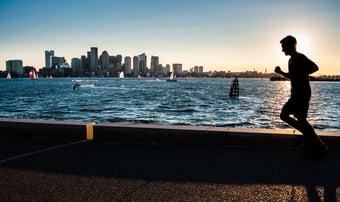 Boston running