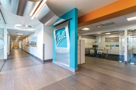 Ball Corporation | Arizona Food & Beverage Facility | Entrance