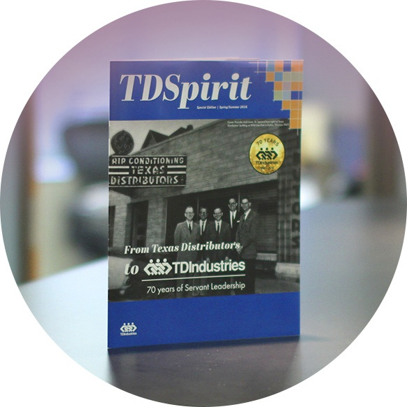 One of the Top Construction Companies - TDIndustries Culture