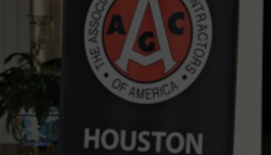 2013 AGC Houston Safety Excellence Award – Large Company