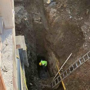 Incident 2 (excavation)