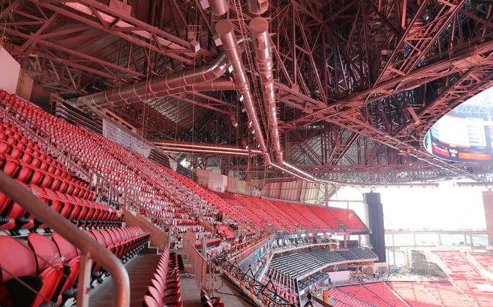 Image for Mercedes-Benz Stadium