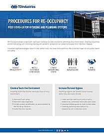 Image for Procedures for Re-occupancy