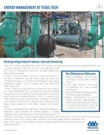 Image for TTU Campus Meter Project