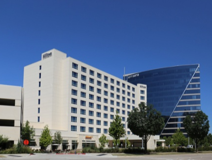 Image of Granite Park Hilton and Garage