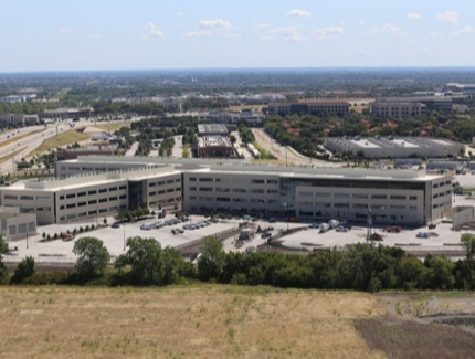 Image of Raytheon Data Center Expansion
