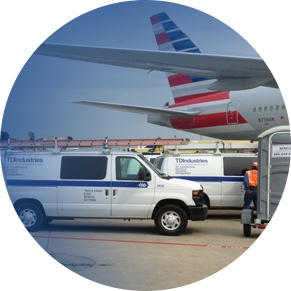 Construction & Facilities Management Services for Airports - TDIndustries