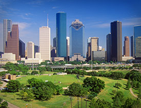 Opened office in Houston, Texas