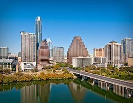 Opened office in Austin, Texas