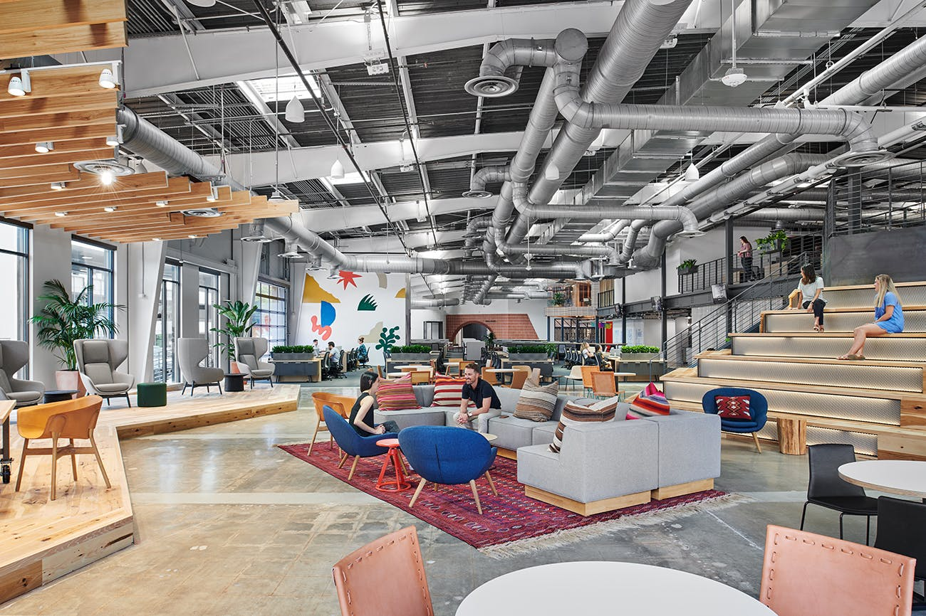 Image for TD Helps Shape Coolest Office in Austin
