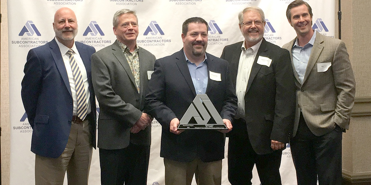 Image for TDIndustries Earns ASA Platinum Award for Recovery and Wellness Center