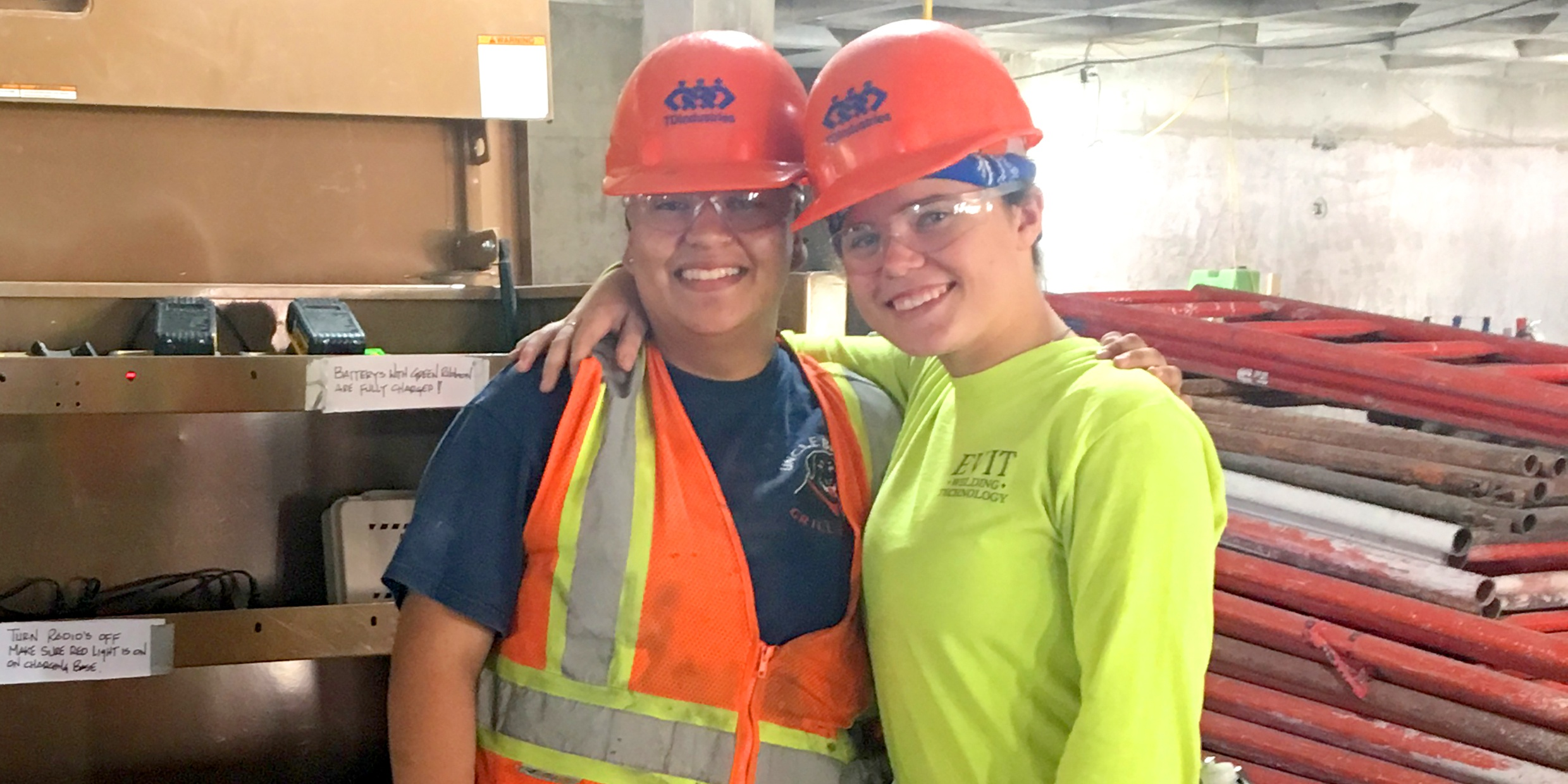 Image for Arizona Continues Career Paths with TD's Women in Trades Program
