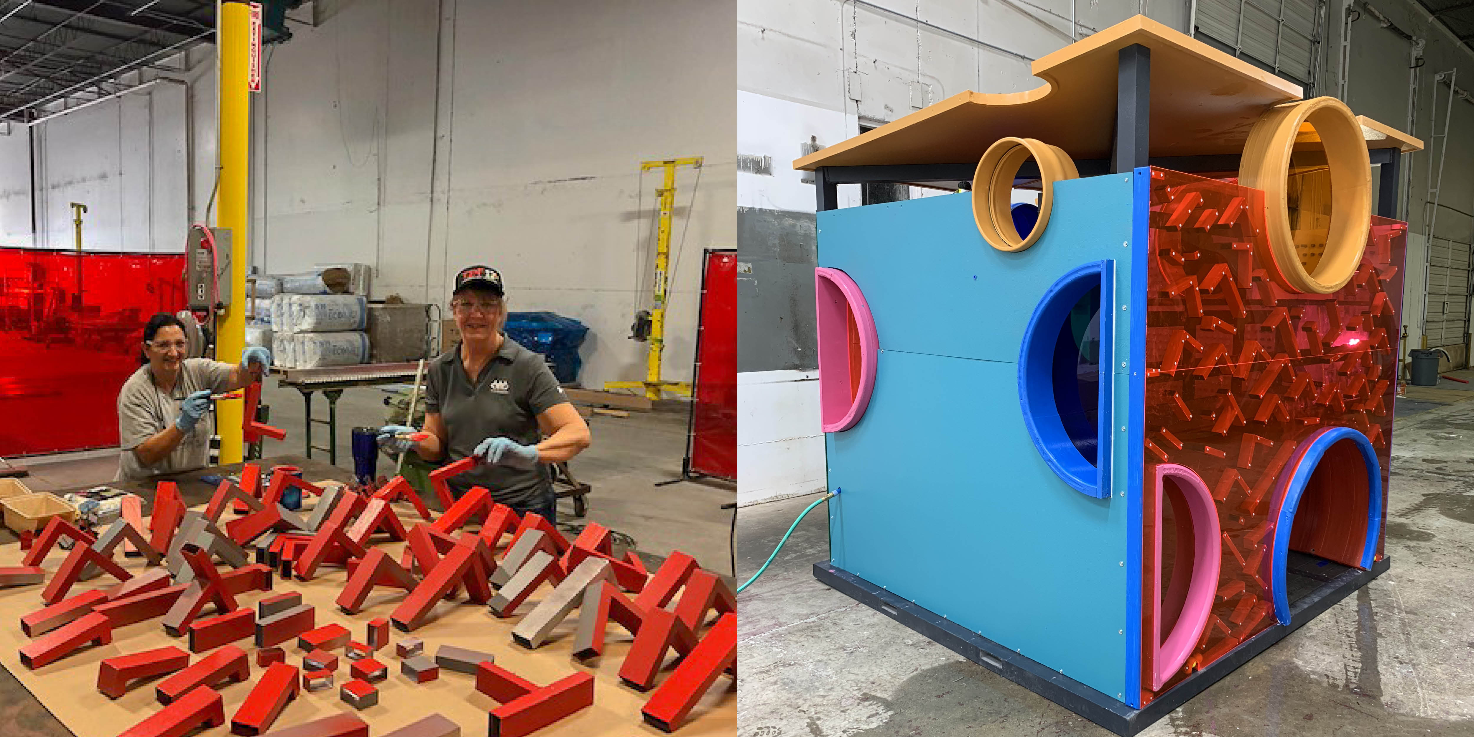Image for TDIndustries Supports Autism Awareness in Dallas CASA's Parade of Playhouses