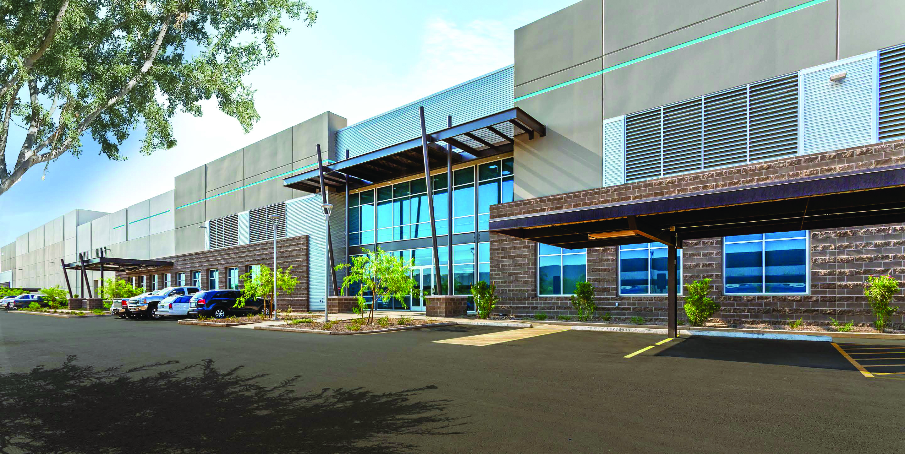 Image for Collaborative Planning Efforts Help With Arizona Food & Beverage Facility
