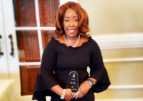 Image for TDIndustries CFO Receives 2021 Executive of the Year Award