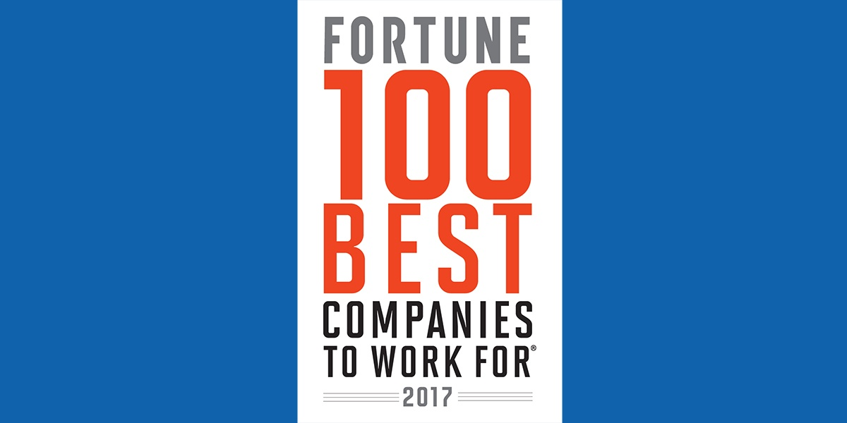 """Image for TDIndustries Named to FORTUNE's """"100 Best Companies to Work For®"""" List for 20th Consecutive Year"""