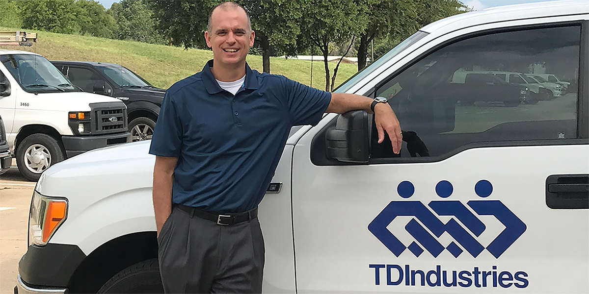 Image for TDIndustries Announces the Hiring of Greg Bailey as Business Development Manager, San Antonio Construction