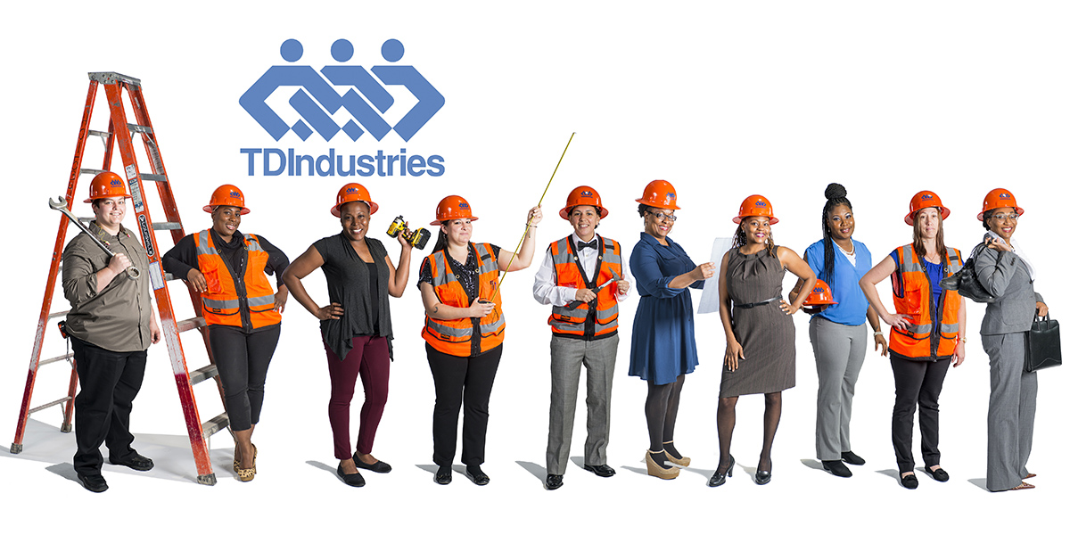 Image for Cindy Silva Gets Ready To Dominate The Construction Industry With TD
