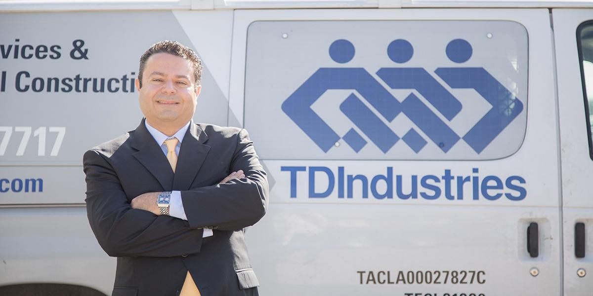 Image for TD hires Nicolas Sfeir to lead Austin