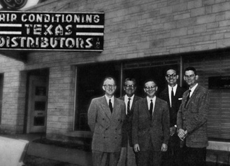 Corporate History and Timeline for TDIndustries