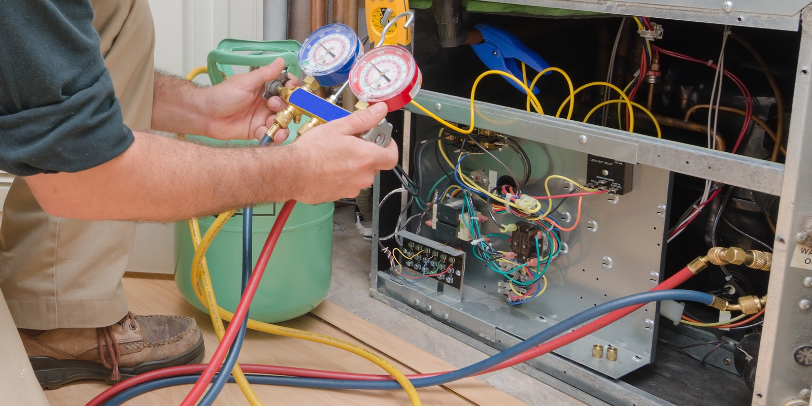 Image for HVAC Risks to Keep in Mind as Summer Heat Begins
