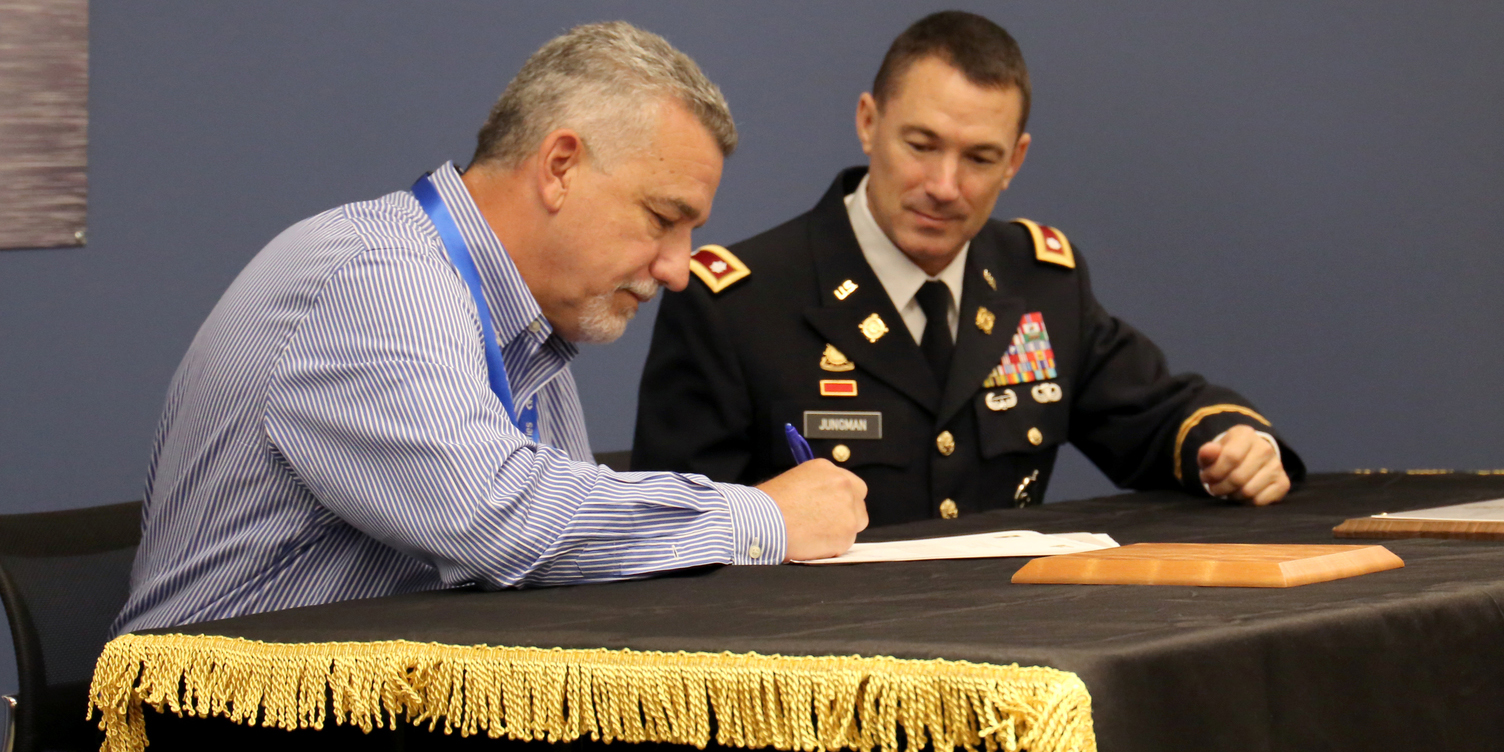 Image for TDIndustries Partners with Army PaYS Program
