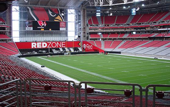 2449a8f5 University of Phoenix Stadium - Home of the Arizona Cardinals