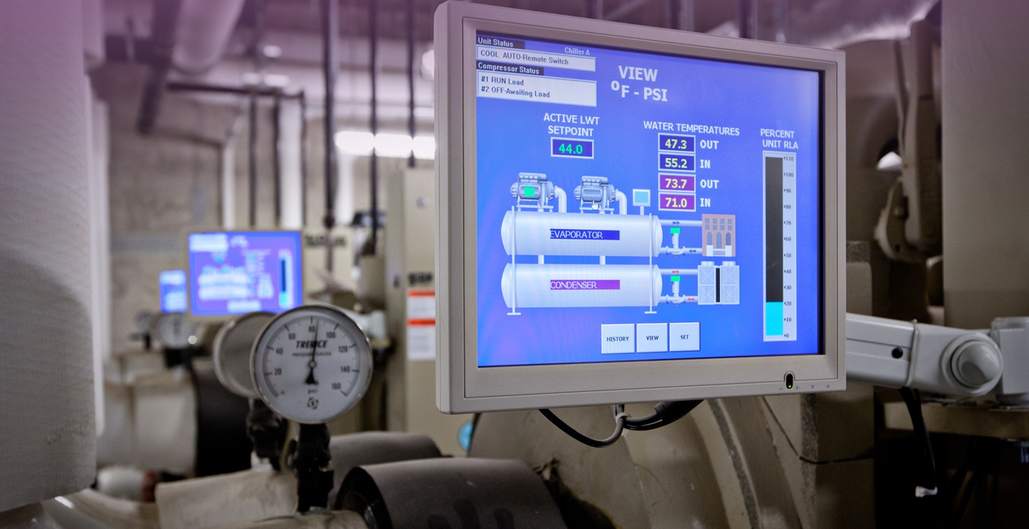 Building Automation and Controls Systems