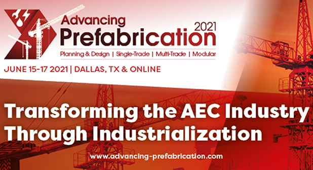 Image for TDIndustries to Share Insights at Advancing Prefabrication conference