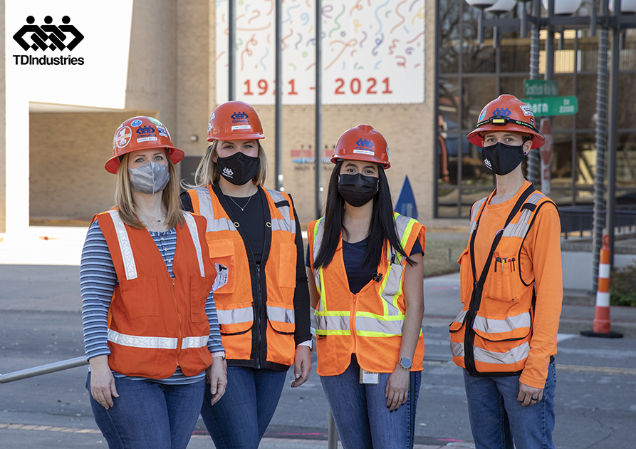 Image for TDIndustries Celebrates International Women's Day and Women in Construction Week