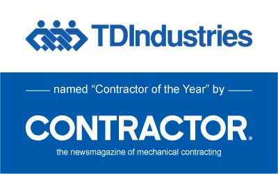 Image for CONTRACTOR Magazine Honors TDIndustries as Contractor of the Year