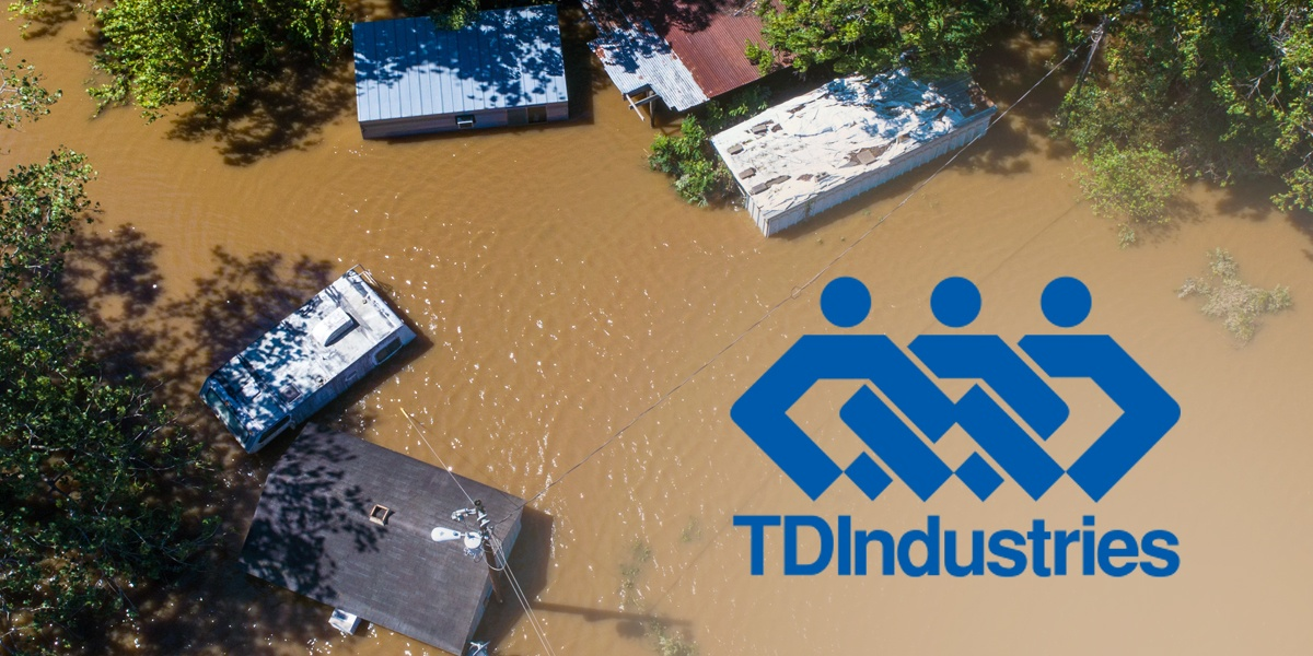 Image for One Company, One Family: TDIndustries during Hurricane Harvey